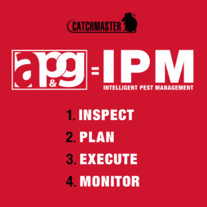 Intelligent Pest Management - 4 Steps